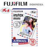 Jual Beli Fujifilm Refill Kamera Instax Mini Film Camera Airmail 10 Lembar