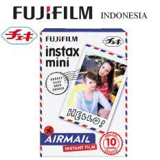 Perbandingan Harga Fujifilm Refill Kamera Instax Mini Film Camera Airmail 10 Lembar Fujifilm Di Dki Jakarta