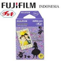 Promo Fujifilm Refill Kamera Instax Mini Film Camera Alice In Wonderland Film 10 Lembar Di Dki Jakarta