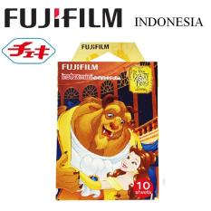 Spesifikasi Fujifilm Refill Kamera Instax Mini Film Camera Beauty And The Beast 10 Lembar Paling Bagus