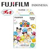 Fujifilm Refill Kamera Instax Mini Film Camera Disney Tsum Tsum Film 10 Lembar Original