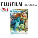 Beli Fujifilm Refill Kamera Instax Mini Film Camera Monster University Film Biru Fujifilm Asli
