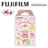 Kualitas Fujifilm Refill Kamera Instax Mini Film Camera Sanrio Film 10 Lembar Fujifilm