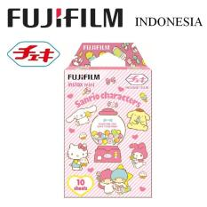Review Pada Fujifilm Refill Kamera Instax Mini Film Camera Sanrio Film 10 Lembar