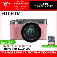 Harga Fujifilm X A10 Kit Xc 16 50Mm F 3 5 5 6 Ois Ii Free Sdhc 16Gb Yang Bagus