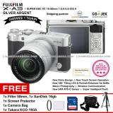 Review Fujifilm X A3 Xc 16 50Mm Wifi 24Mp Touchscreen Lcd Mirrorless Camera Garansi 1Th Sandisk 16Gb Screen Guard Filter 58Mm Camera Bag Takara Eco 193A Dki Jakarta