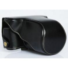 Fujifilm X-A3 XA3 Leather Bag Case Tas Kamera