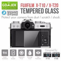 Fujifilm X-T10 / XT10 / X-T20 / XT20 LCD Tempered Glass Screen