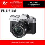 Jual Fujifilm X T20 Kit 16 50Mm Silver Instax Share Sp2 Branded Murah