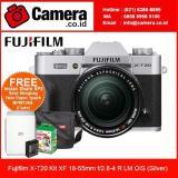 Promo Fujifilm X T20 Kit Xf 18 55Mm F 2 8 4 R Lm Ois Silver Bonus Murah