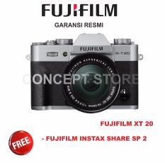 Jual Fujifilm Xt 20 16 50Mm Silver Xt 20 Xt20 Murah Di Di Yogyakarta