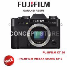 Toko Fujifilm Xt 20 Bo Black Xt 20 Body Only Xt20 Terdekat