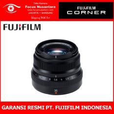 FUJINON XF 35mm f/2.0 R WR (Black)