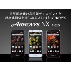 Fujitsu F 02G Arrows NX 4G 5,2