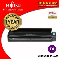 Fujitsu Scanner IX 100