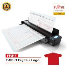 Jual Fujitsu Scanner Scansnap Ix100 Hitam Fujitsu Grosir