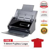 Dapatkan Segera Fujitsu Scanner Scansnap Ix500 Hitam