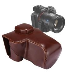 Beli Full Tubuh Kamera Pu Kulit Case Casing Dengan Tali Untuk Sony A7 Ii A7R Ii A7S Ii Kopi Intl Pakai Kartu Kredit