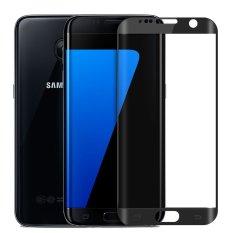 Jual Full Cover Melengkung Tempered Glass Pelindung Layar Untuk Samsung Galaxy S7 G930F G9300 Hitam Murah Di Tiongkok
