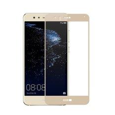 Jual Full Cover Tempered Glass Untuk Huawei P10 Lite 5 2 2 5D 9 H Scratch Proof Anti Ledakan Pelindung Layar Film P10Lite Emas Intl Baru
