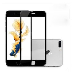 Full Cover Tempered Glass Screen Protector for Apple iPhone 6 / 6s - Black