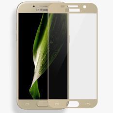 Toko Jual Penuh Ditutupi Melengkung Pelindung Layar Anti Gores Untuk Samsung Galaxy A5 2017 Intl
