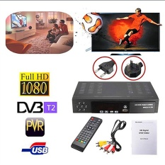 Full HD 1080 P DVB-T2S2 Video Broadcasting Satellite Receiver TV Box HDTV Satellite Decoder-Intl
