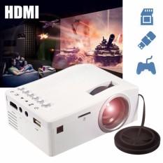 Toko Jual Full Hd 1080 P Led Proyektor Portabel Mini Home Teater Cinema Tv Usb Sd Vfa Av Internasional