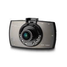 Full HD DVR Mobil Kamera Mengemudi Perekam dengan MotionDetection & G-sensor (Hitam)-Intl