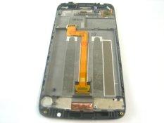 Penuh LCD + Layar Sentuh + Frame untuk Alcatel Satu Sentuhan Idol 3 5.5 OT-6045 ~ Hitam-Intl