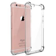 Fuze Anti Crack Softcase Jelly Iphone 7 Plus Transparant - Putih