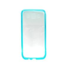 Fuze Softcase Apple iPhone X Transparant - Biru