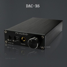 Toko Fx Audio Feixiang Dac X6 Demam Hifi Amp Usb Fiber Coaxial Digital Audio Decoder Dac 16Bit 192 Amplifier Tpa6120 Pengiriman Gratis Murah Di Tiongkok