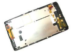 Jual G Plus Full Lcd Display Dengan Layar Sentuh Digitizer Bingkai Untuk Nokia Lumia 820 Di Bawah Harga