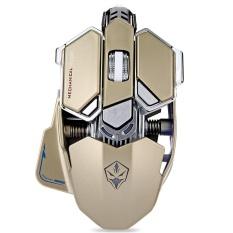 G10 250-4000 DPI Optik 10 Tombol Mekanik Pemrograman Makro Bercahaya Mouse Gaming-Intl