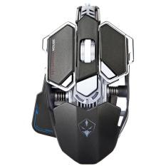 Review G10 250 4000 Dpi Optik 10 Tombol Mekanik Pemrograman Makro Luminous Gaming Mouse Intl Terbaru