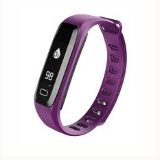 Spesifikasi G15 Bluetooth 4 Smart Gelang Monitor Detak Jantung Tekanan Darah Gelang Pedometer Aktivitas Kebugaran Tracker Intl Lengkap Dengan Harga