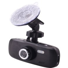 G1W 320mAh Battery Model Dashboard Dash Cam - Heat Resistant - FullHD 1080P H.264 2.7 LCD Car DVR Camera Video Recorder with G-SensorNight Vision Motion Detection WDR 140°. Wide Angle 4X Zoom -NT96650 + AR0330 - intl