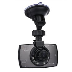 G303 Car DVR Camera 2.7 HD 1080 P Video Perekam 6LED NightviewG-Sensor HDMI Gratis-Intl
