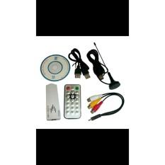 Gadmei USB TV tuner FM AV IN STICK 380 bisa rekam siaran tv komputer laptop pc cpu