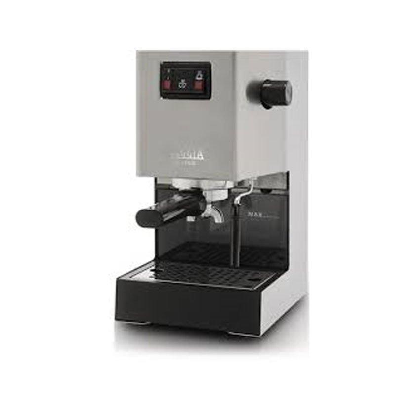 Review Toko Gaggia Espresso Meker Classic Silver