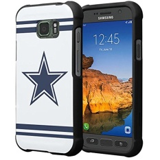 Galaxy S7 Active Case, Capsule-Case Slim Fit Snap-on (Black) Hard Case for AT&T Samsung Galaxy S7-Active SM-G891A - (Cowboy)