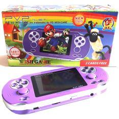Game Boy Nintendo Sega PVP DW-186  Pocket Game Mainan Anak Nintendo Portabel Portable - Ungu