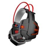 Spek Headset And Mikrofon Yang Mendalam Antara Pemain Bass Audio Headphone Portable Hitam Not Specified