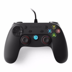 GameSir G3w Wired Gamepad Controller untuk Android/Windows PC/PS3/TV BOX-BLACK-Intl