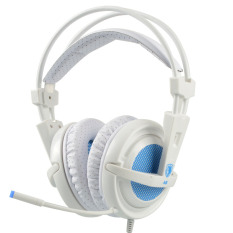 SADES A6 Headset Game Profesional 7.1 Surround USB Mikrofon