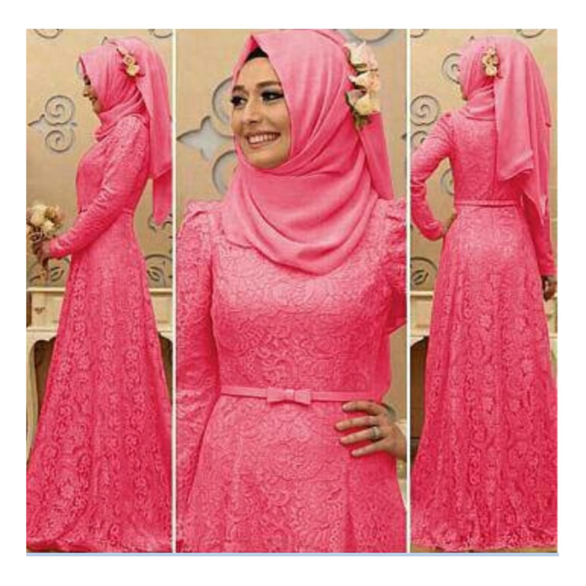 Jual Hijab Seikha Brukat Murah Garansi Dan Berkualitas Id Store Maxi Dress Rp 249900