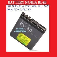 Garansi Ganti Baru 700Mah Battery Batre Baterai Nokia Bl4b 100051