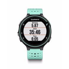 Garmin Forerunner 235 GPS Running Watch dengan Detak Jantung Berbasis Pergelangan Tangan (FrostBlue)-Intl