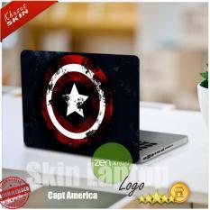 Garskin Laptop Skin Laptop Capt America By Zenkreasi.